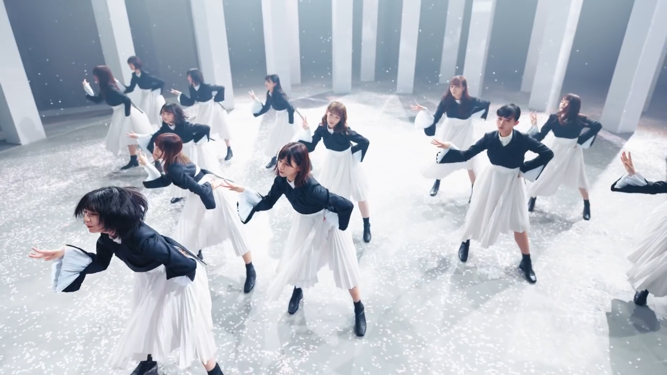 し を たん なかっ ろう なぜ だ て 恋 来 櫻坂46、1stシングル「Nobody's fault」MV公開