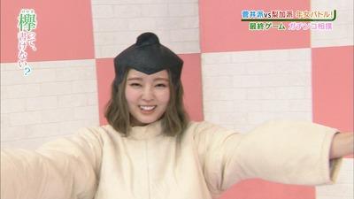 商品化希望!絵師さんが描いた鈴本美愉のお相撲さんキーホルダーがこちら!