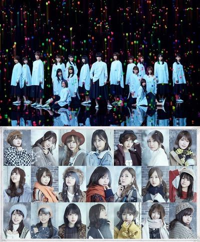 欅坂46と乃木坂46の違いを教えてください。