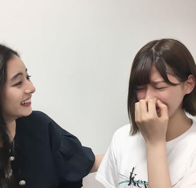 渡邉理佐、LIVE終了後に号泣。  欅坂46まとめもり~