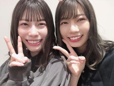 【日向坂46】もしかして『あゃめぃちゃん』コンビでMV撮影してる!?