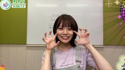 【日向坂46】宮田愛萌さん、スタッフに止められる