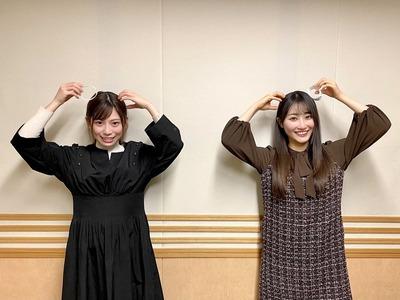 【日向坂46】潮紗理菜と東村芽依の共通点wwww