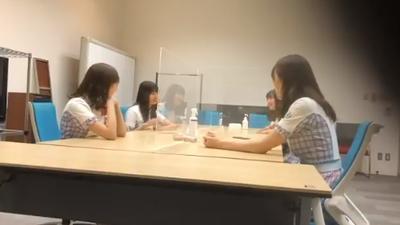 【速報】加藤史帆、彼氏ができた事を報告!メンバーが楽屋で話す動画が流出...
