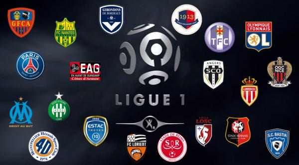 Ligue-1-clubs