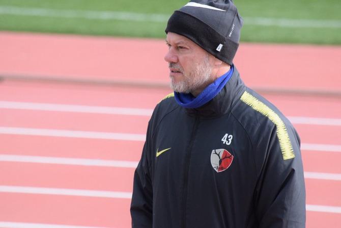 【悲報】鹿島の新監督ザーゴ「2週間でチームが完成することは不可能」