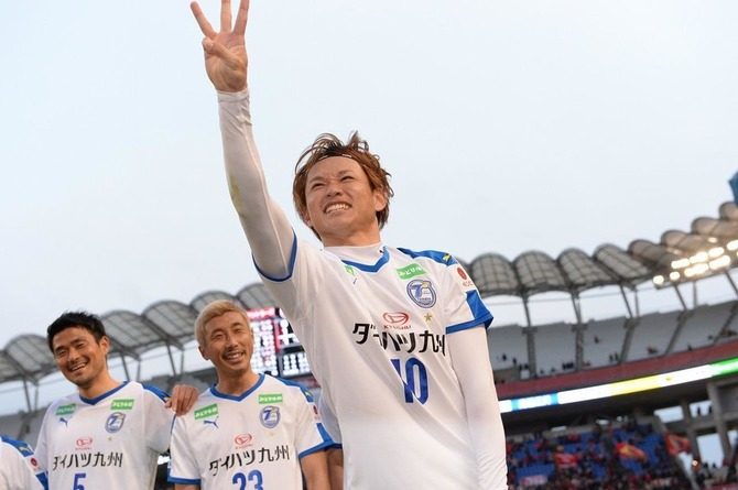 鹿島相手に2ゴール決めた藤本憲明さんの経歴が凄いwww