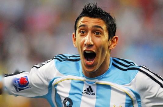 【朗報】アルゼンチン代表で三番目に思い付く選手wwwwww