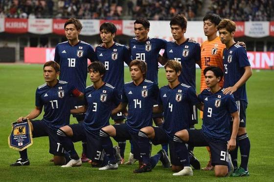 2019アジアカップに挑むサッカー...