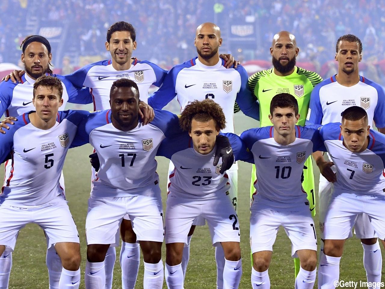 アメリカって男子サッカーはなんで微妙なんや? : サカサカ10 ...