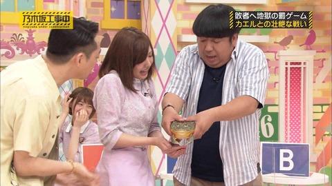 【乃木坂46】中田花奈さん、勝者の笑みwww
