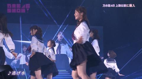 【乃木坂46】衛藤美彩さん、スカートの中が見え…