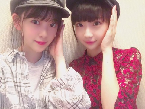 NGT48荻野由佳が乃木坂46 堀未央奈の『声でのお祝い』1番を奪取!