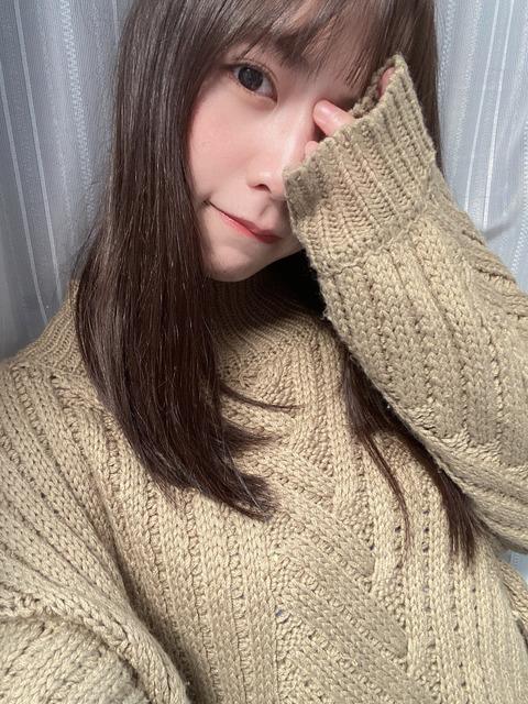 【乃木坂46】ニットのきいちゃんが可愛すぎ・・・・・