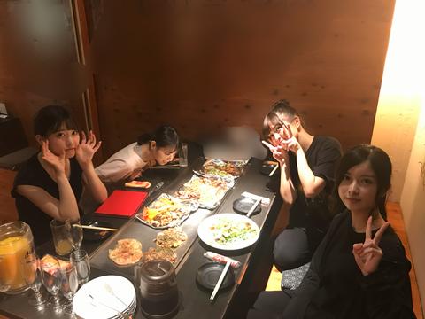 【乃木坂46】ご飯が待ちきれない西野七瀬さんかわゆす!