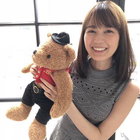 【乃木坂46】生田絵梨花が満面の笑み!