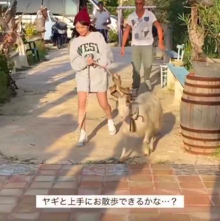 【乃木坂46】さすが、与田祐希!暴れん坊を手なづける!