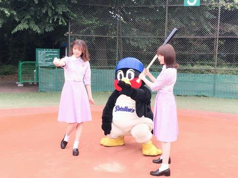 【乃木坂46】松村沙友理の決め球は「ツーシーム」か?「スプリット」か?