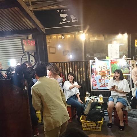 【元乃木坂46】生駒里奈が飲み屋巡りか・・・