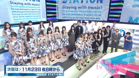 【乃木坂46】梅澤美波と与田祐希が並ぶと相変わらずすげー絵になるな