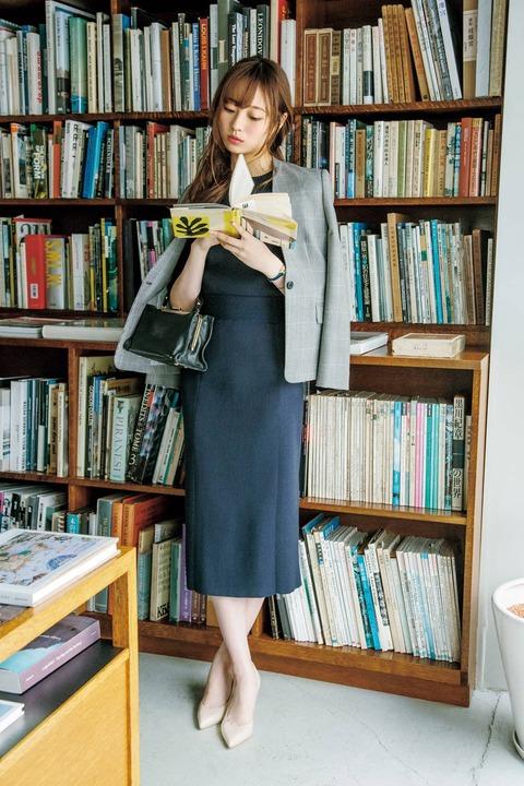 【乃木坂46】2年目OL梅澤美波が着る♡ 2019年のオフィスカジュアル大研究