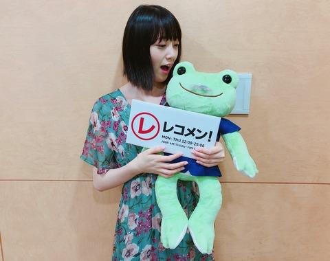 【乃木坂46】堀未央奈さん、また髪伸びたんけ!