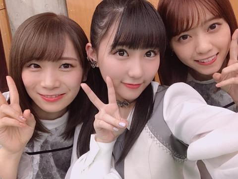 【乃木坂46】HKT48田中美久ちゃん、お宝写真ゲット!