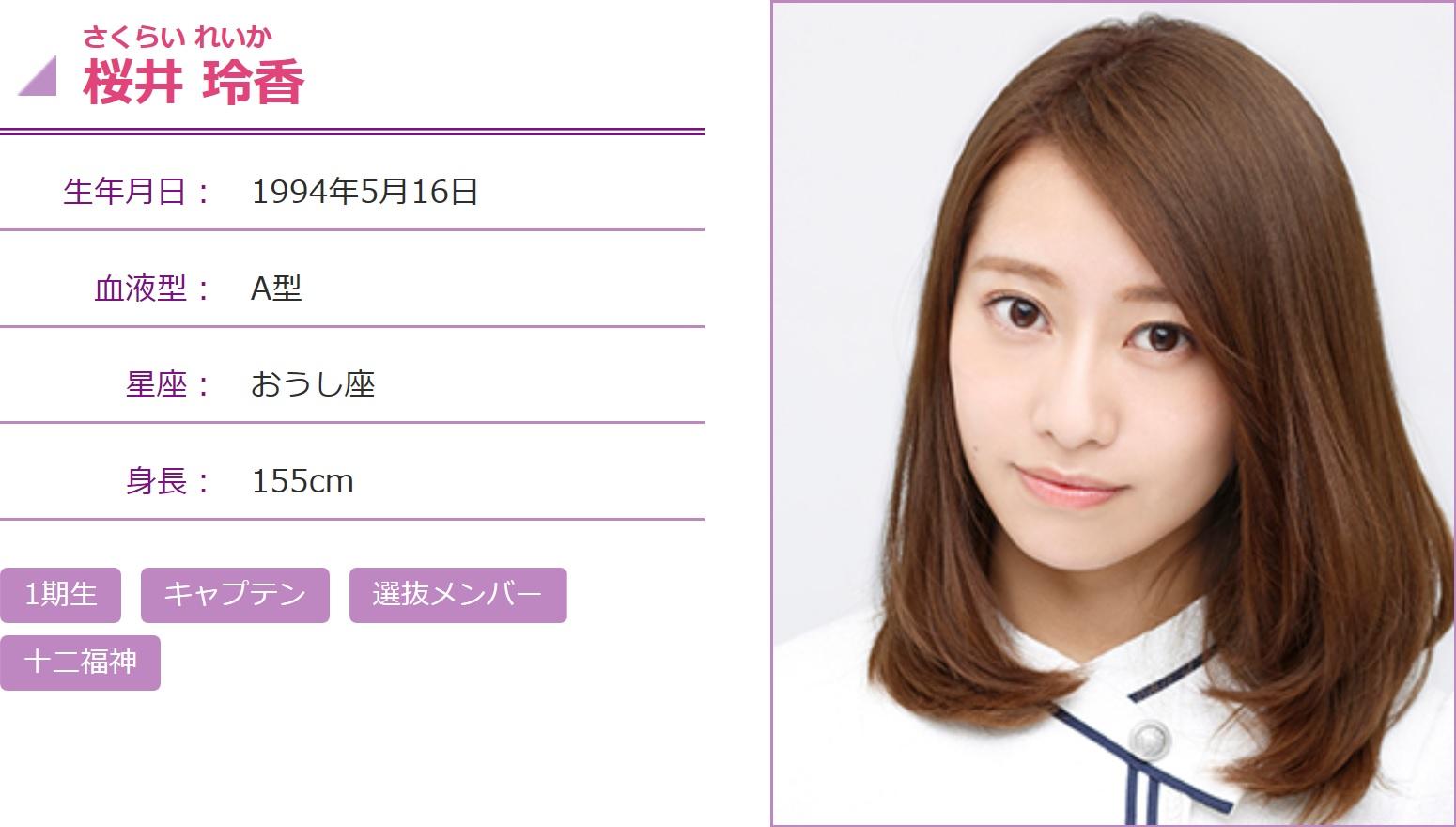 【乃木坂46】桜井玲香ブログの写真におっぱい&乳首が写り込む!!!