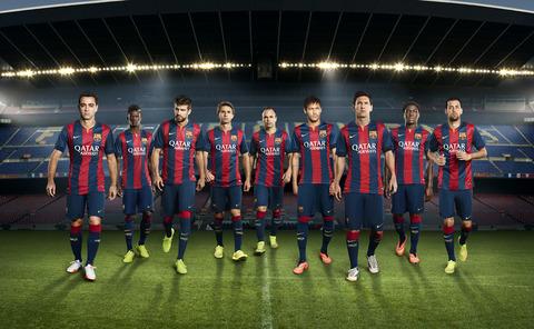 Nouveaux-maillots-Barcelone-2014-2015