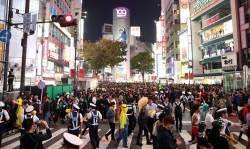【画像】今年の渋谷ハロウィン、もうめちゃくちゃwwwwwww