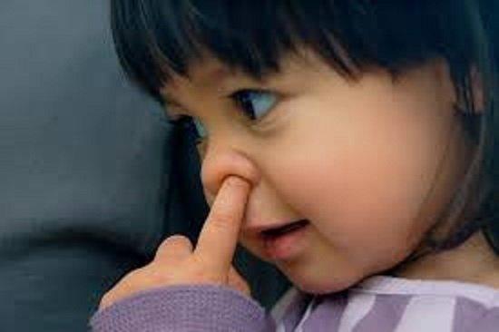 子供が鼻クソ食べる理由wwwwwwww