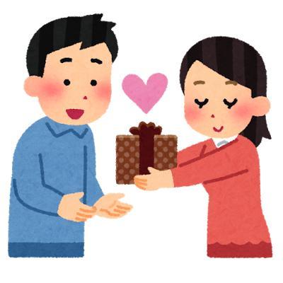 【悲報】チョコの代わりにパンツを渡すJKが現れる