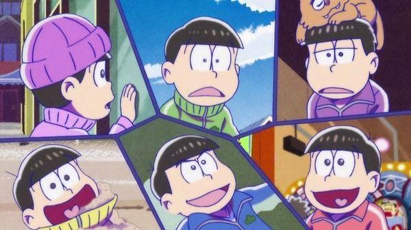 『おそ松さん』2期19話感想 バレンタイン回!トッティ・・・