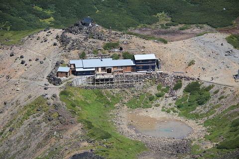 【岐阜】御嶽山 「五の池小屋」6月1日から今シーズンの営業開始!