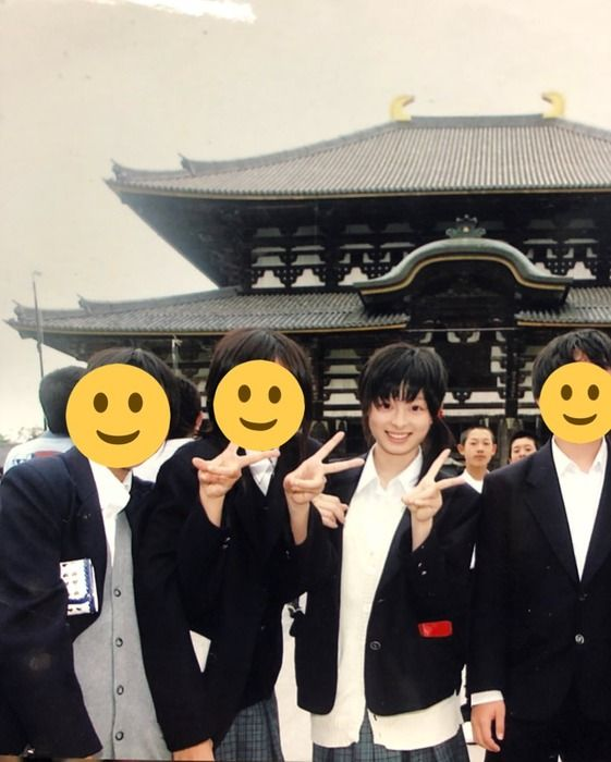 【画像】きゃりーぱみゅぱみゅさん(25)、中学生の時の写真を公開