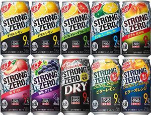 ストロングゼロを4年間、毎日3L以上飲み続けた結果・・・(※画像あり)