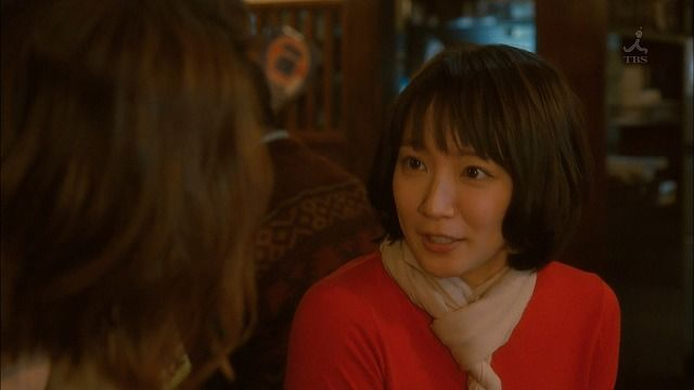 【画像あり】吉岡里帆さん、今週もまたドラマで谷間を披露してしまうwwww