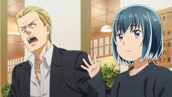 【画像あり】 アニメ「ヒナまつり」展が原宿で開催される