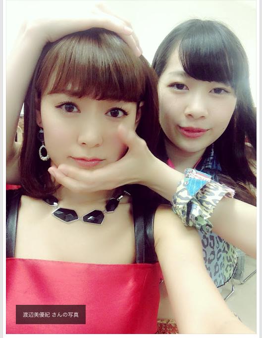渡辺美優紀が好きなE-girlsさんの「ごめんなさいのKissing You」の歌詞が意味深すぎる