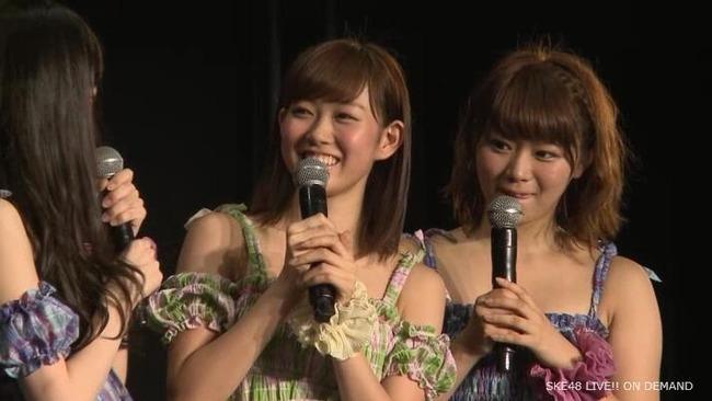 HKT田中菜津美「みるきーの前でコロコロなんて言っちゃダメですよ!」と爆弾発言