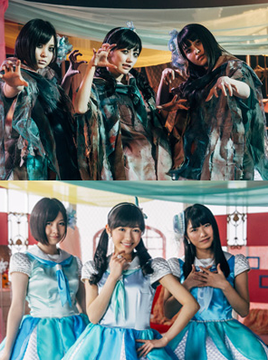 AKB48新ユニット「ミルクプラネット」結成!「可愛い」「激推し!!」などの声が多数