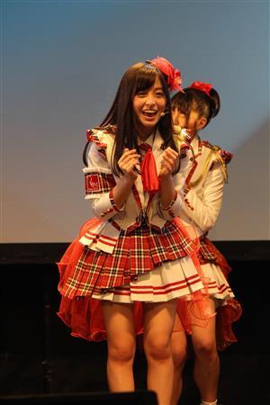 橋本環奈ちゃん「大島優子さん尊敬しています」