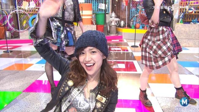 3月21日のMステにAKB48大島優子ラスト出演!ファンからは「さみしい」「困る」「実感がわかない」など惜しむ声多数