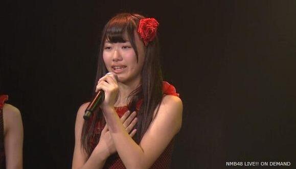 【悲報】NMB嶋崎百萌香卒業。NMB大丈夫か・・・!?