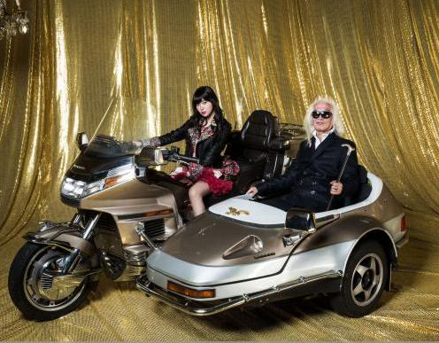 指原莉乃が内田裕也と53歳差のデュエットで「シェキナベイベー」!「さすがさしこ」「孫とヤンチャなお爺ちゃんwww 」