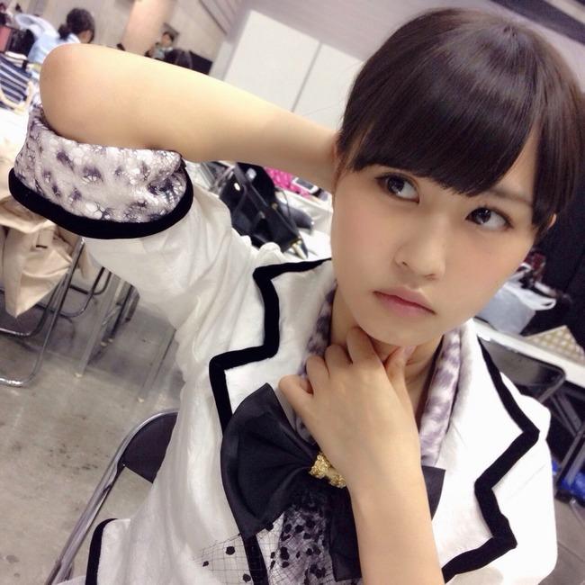 前田敦子激似の美少女がNMBに再光臨!!マジでクリソツな件