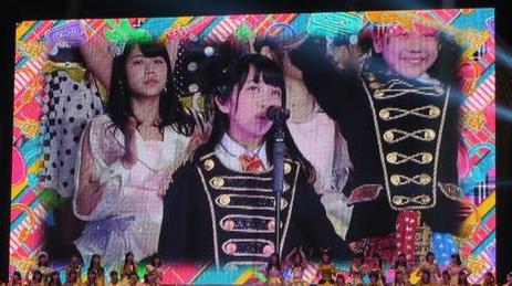 大島優子「ヘビロテ」後継者に15期生・向井地美音を指名 「めっちゃかわいい!」「アンフェアの子役の!」と話題に