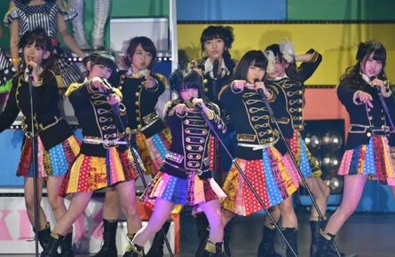 大島優子、「ヘビロテ」後継者に15期生・向井地美音を指名!「可愛すぎる」と話題に