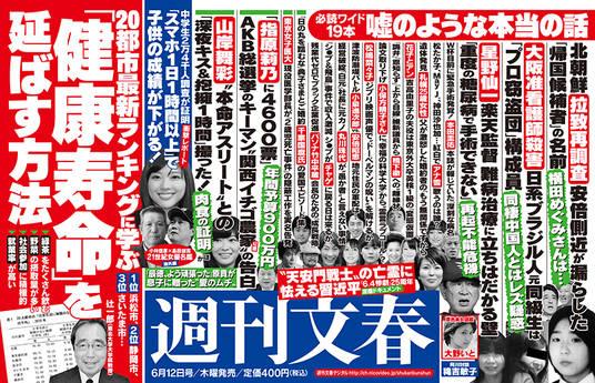 週刊文春「指原莉乃に4600票」関西イチゴ農家の告白