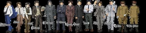 joker-game-characters
